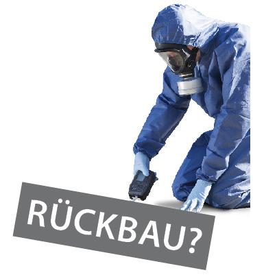 Asbestsanierung | SFR Industrietechnik